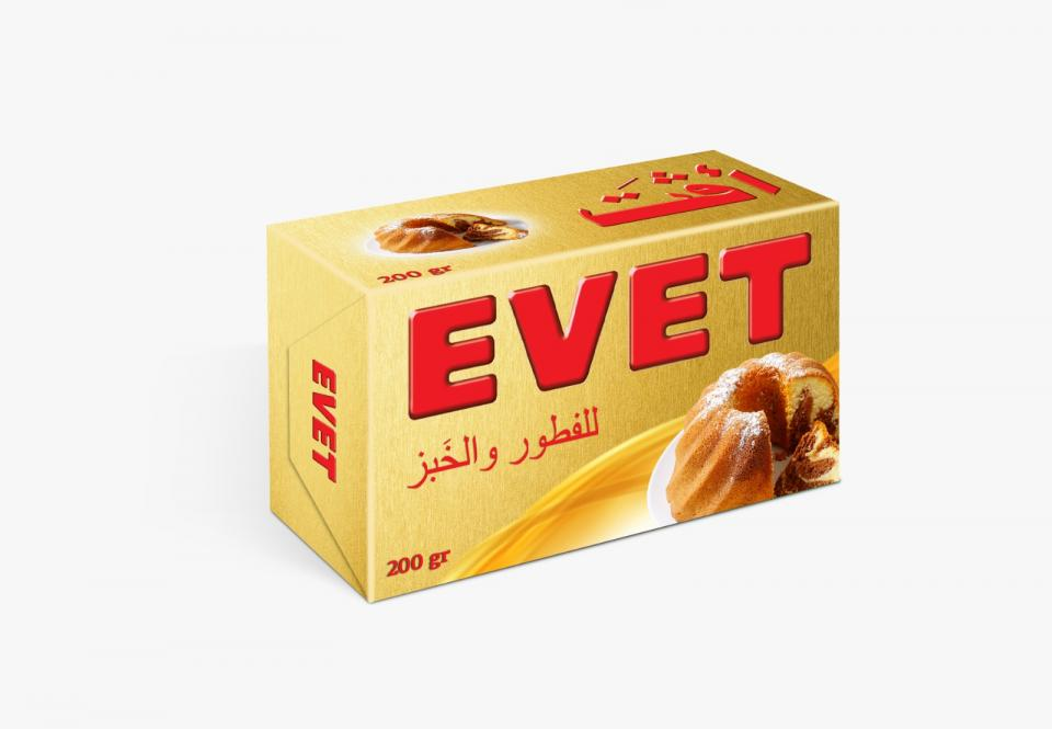 EVET PACKET 200GR.