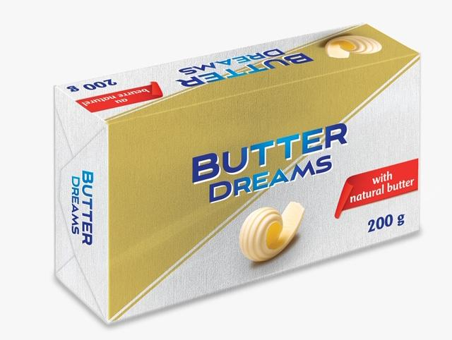 BUTTER DREAMS 200GR.