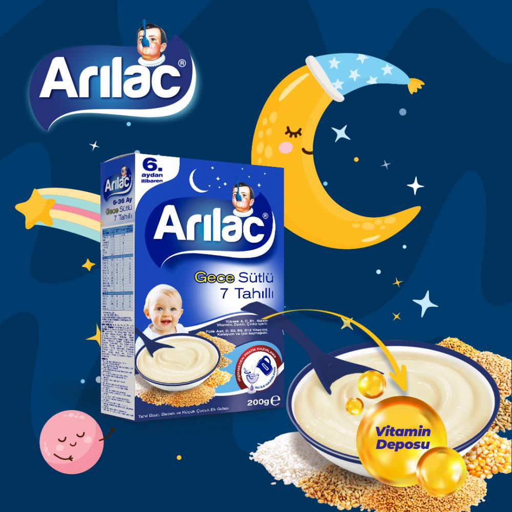 ARILAC BABY FOOD